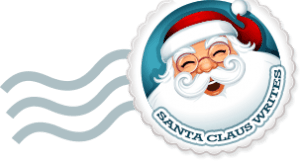 Santa Claus Writes Postcards and Letters from the North Pole