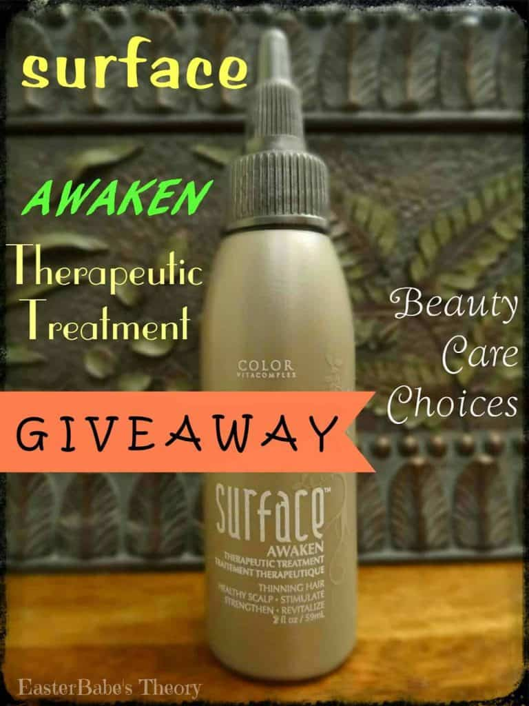 awaken therapeutic treatmentsurface – for thinning hair +