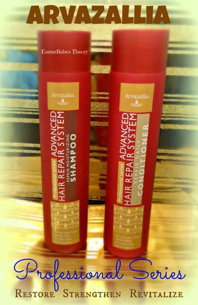 Arvazallia Advanced Hair Repair Shampoo & Conditioner