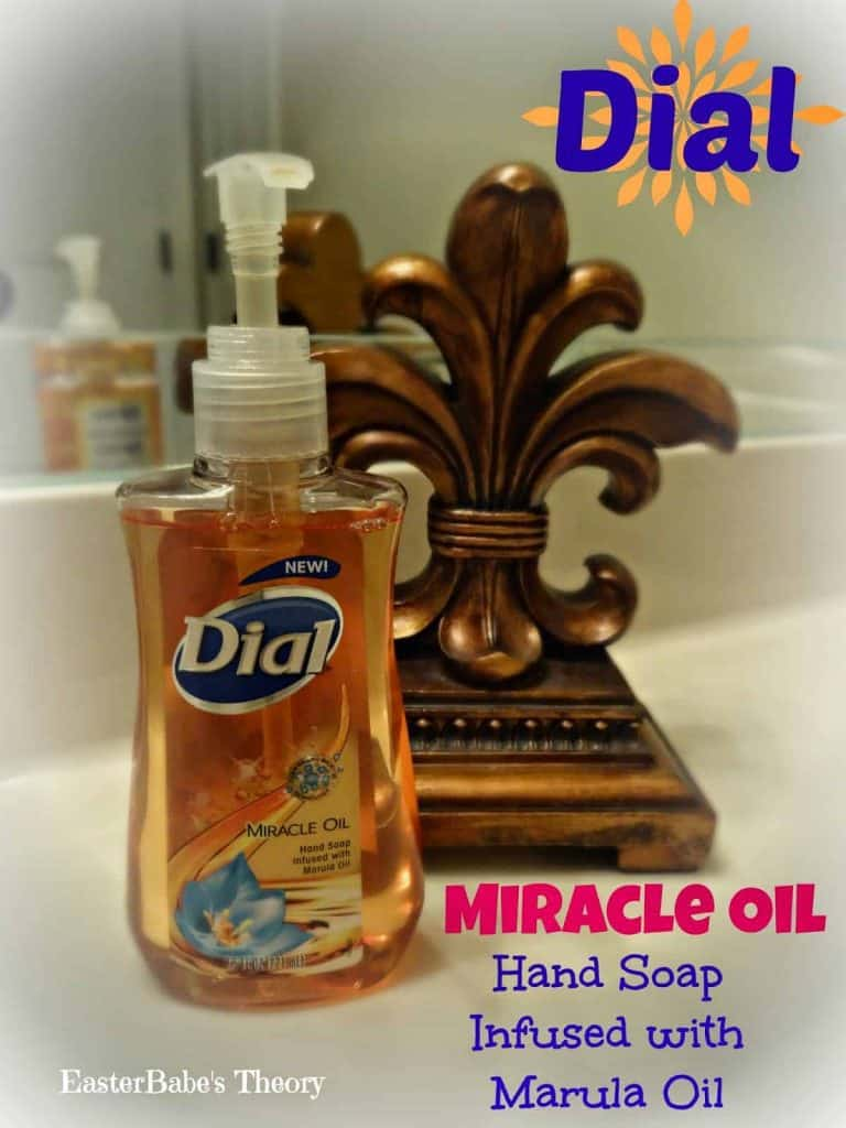 Dial Miracle Oil Liquid Hand Soap Review