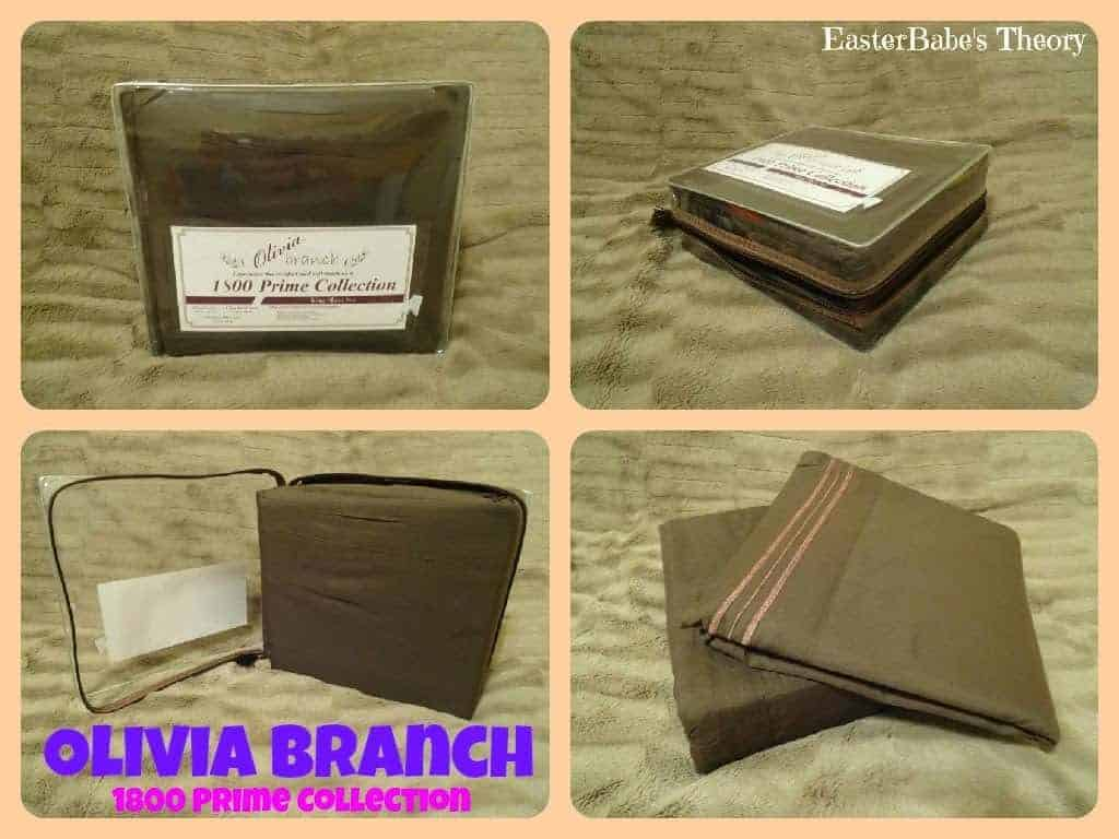 Olivia Branch Bed Sheets