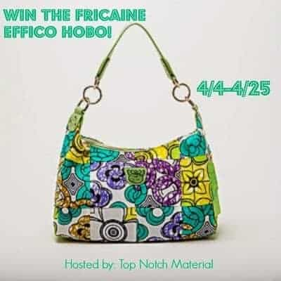 Fricaine Effico Hobo Handbag