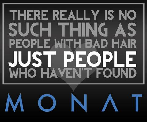 Monat Hair Treatment System To Revive And Revitalize