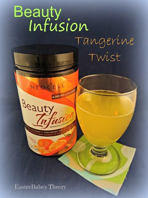 NeoCell Tangerine Twist Beauty Infusion Drink Mix