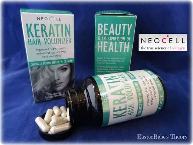 NeoCell Keratin Hair Volumizer Supplement