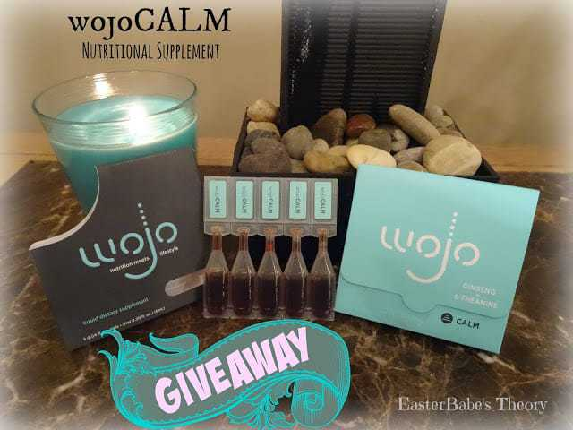 wojoCALM - Liquid Nutrition Supplement wojo