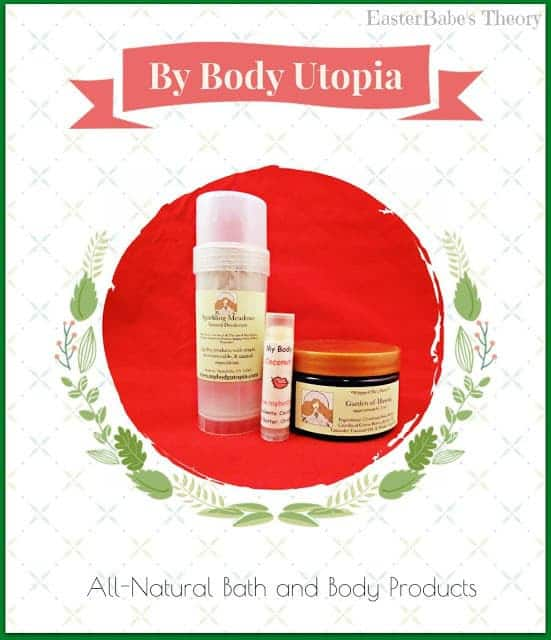 MY BODY UTOPIA All-Natural Bath and Body Products
