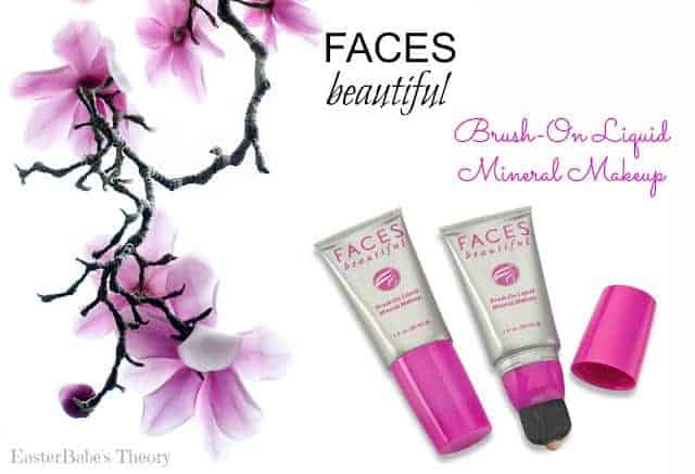 FACES Beautiful Brush-On Mineral Makeup