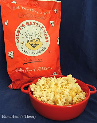 Gourmet Gifter Colby's Kettle Corn Salty Sweet Addiction