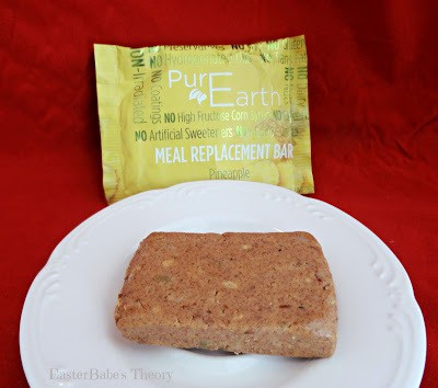 Gourmet Gifter Pineapple PurEarth Meal Replacement Bar