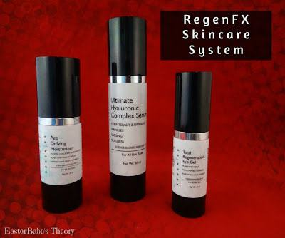 RegenFX Skincare Anti-Aging System Advanced Skincare backed by Science