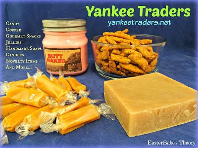 Yankee Traders - Candles, Snacks, Handmade Soaps and more