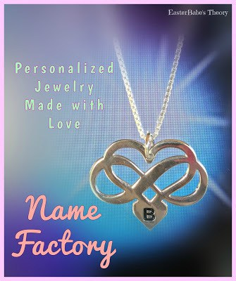 NAME FACTORY Personalized Jewelry