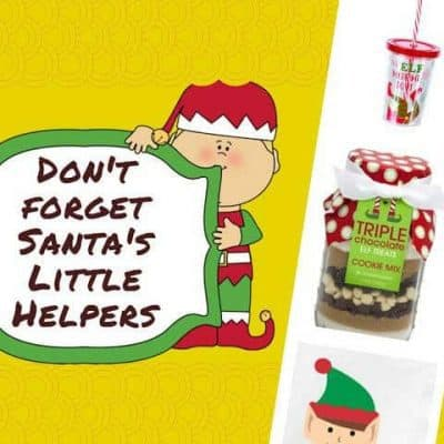 Holiday ELF Party Supplies and Novelty Items