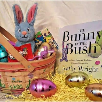 Make Easter a Fun Family Tradition with The Bunny in the Bush