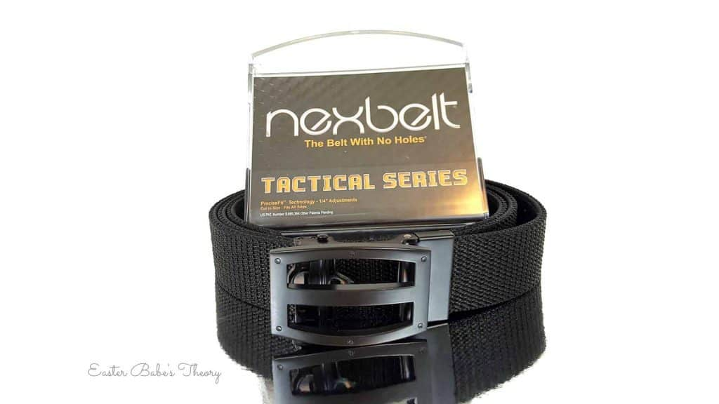 Nexbelt golf gun tactical no holes belt made in the USA nylon precisefit