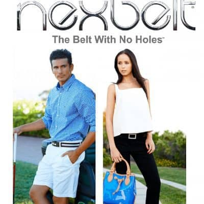 Nexbelt, the Belt with No Holes – Fashionable and Practical