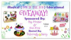 Magical Fun in the Sun Educational Giveaway