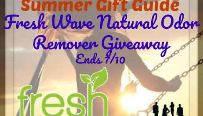 Enter to win Fresh Wave Odor Removing Vacuum Beads, Spray, and Pet Shampoo