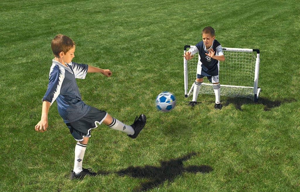 Franklin Sports MLS 2 Goal Set, 54-Inch