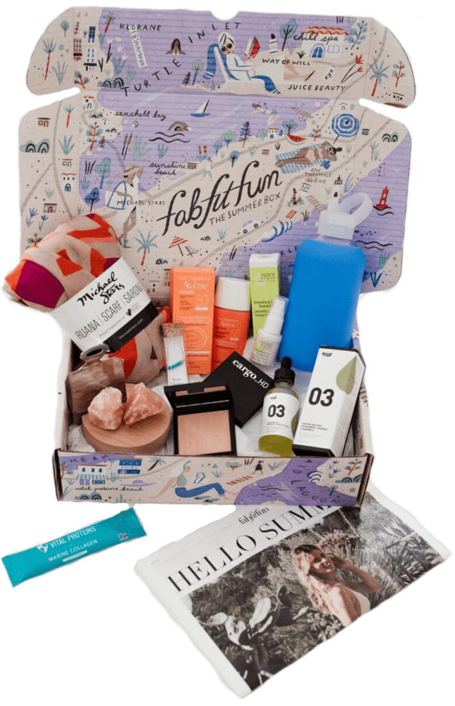 FabFit Fun Summer Box Giveaway