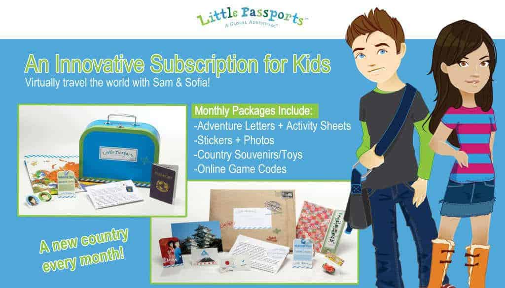 Little Passports Summer Sale