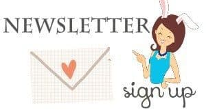 Sign Up for Easter Babe's Theory Newsletter