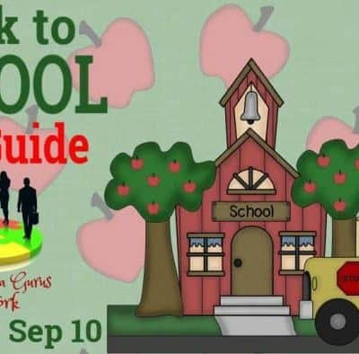 Back To School Gift Guide #SMGN