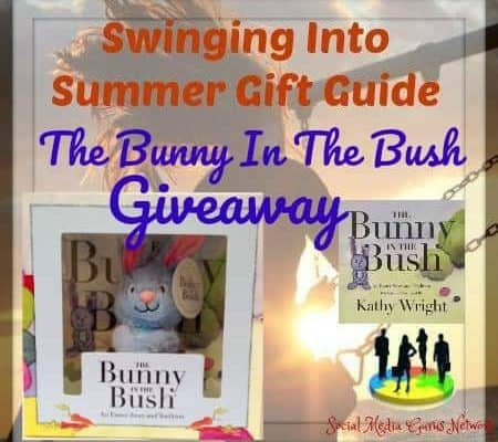 Enter to win The Bunny in the Bush Book & Bunny Box Set