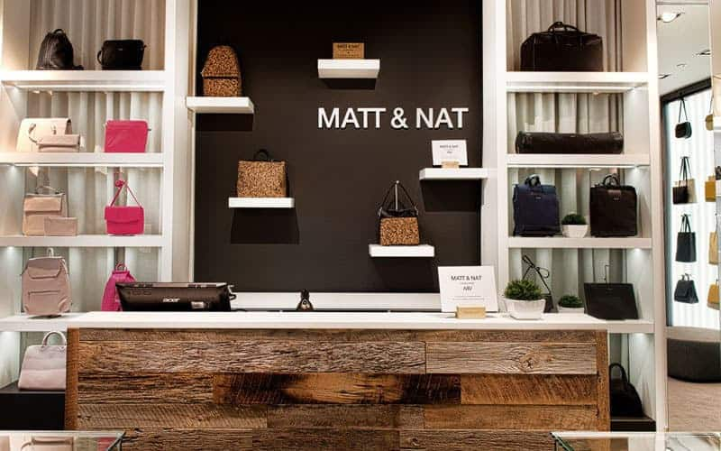 SHOP VEGAN-FRIENDLY BAGS & ACCESSORIES AT MATT & NAT!