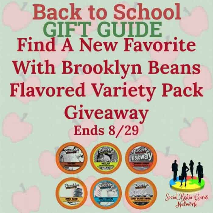 Find A New Favorite With Brooklyn Beans Flavored Variety Pack #Giveaway