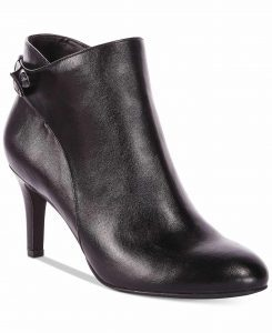 Alfani Alfani Women's Step 'N Flex Fawwn Ankle Booties, Created for Macy's