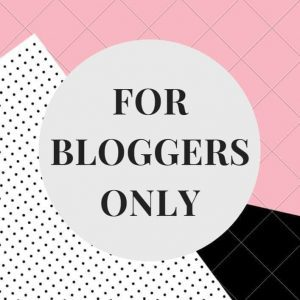 Blogger Opportunities Newsletter