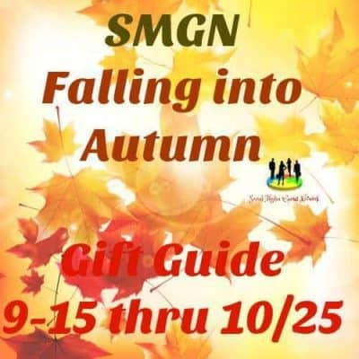 Falling Into Autumn Gift Guide 2017
