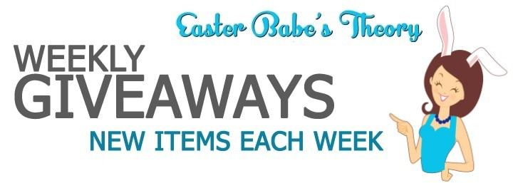 Easter Babe's Theory Blog Giveaways