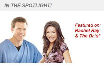 Rachel Ray and The Drs Derma Rolling Benefit Videos