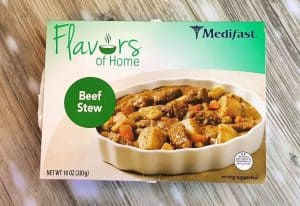 Medifast Beef Stew Meal