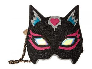 Betsey Johnson Look A Me Meow Crossbody