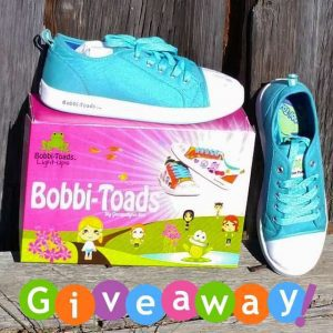 Bobbi Toads Shoe Giveaway
