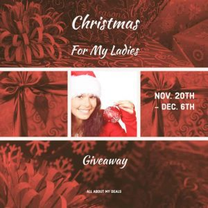 Christmas for My Ladies #BloggOpp