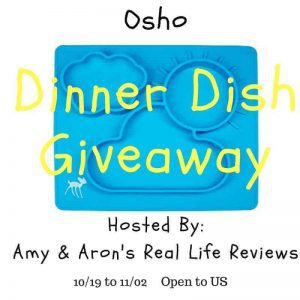 Dinner Dish for Babies Giveaway
