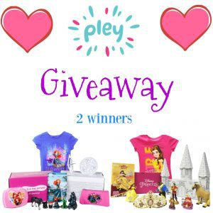 Disney Princess Box from Pley Giveaway 2