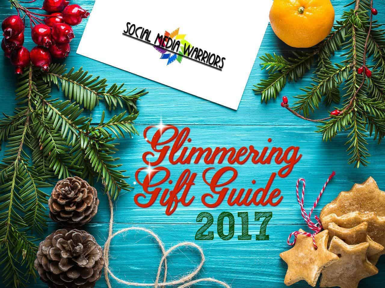 Glimmering Holiday Gift Guide 2017