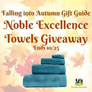 Noble Excellence Towels Giveaway