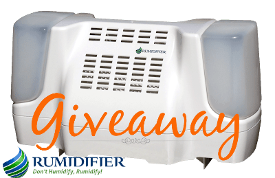Rumidifier RD10 Unit Giveaway