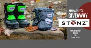 Stonz Boot Giveaway