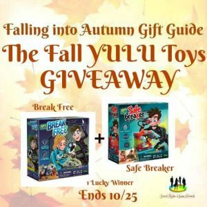 The Fall YULU Toys Giveaway