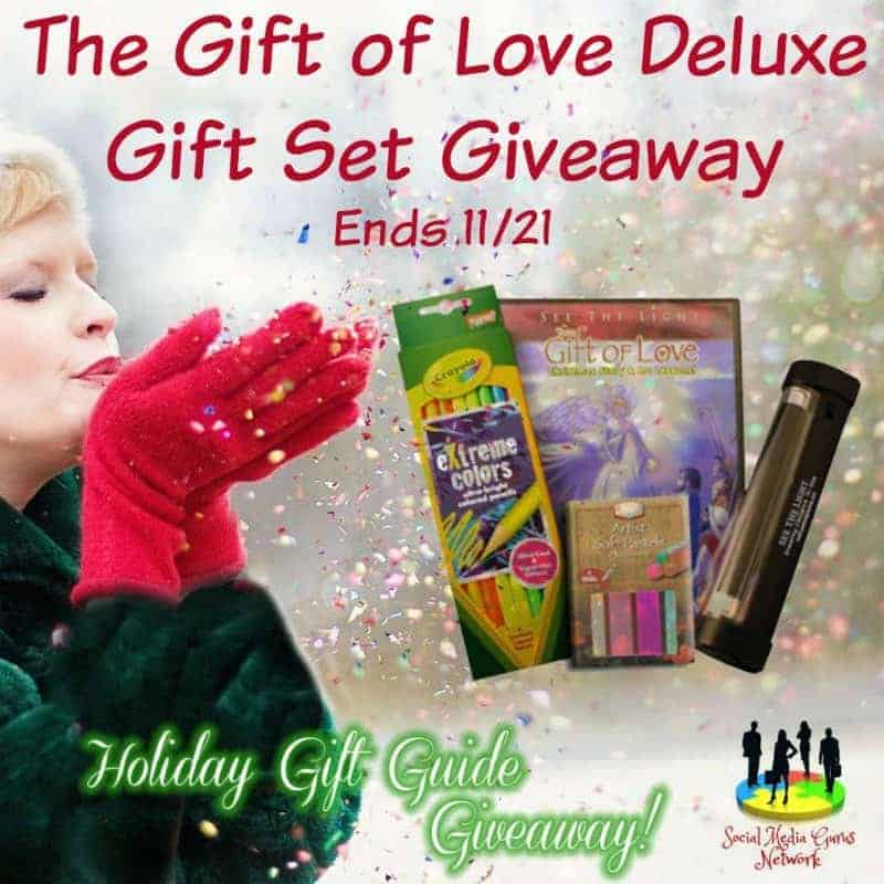 The Gift of Love Deluxe Gift Set Giveaway!