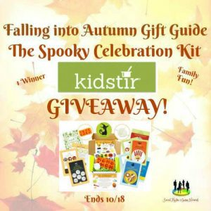 The Spooky Celebration Kit from Kidstir Giveaway