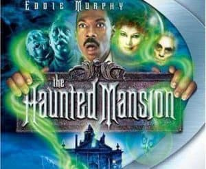 Haunted Mansion movie with Eddie Murphy